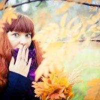 Рыжая осень :: Юка Добрынина