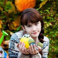 осень** :: Александра Синичкина