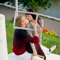 Оля и Андрей :: Саша Нейланд