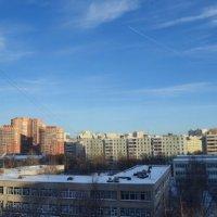 небо над Химками :: Foxi-Foxi 24