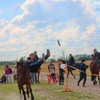 полная идиллия...человека и коня :: Серёжка Уральский