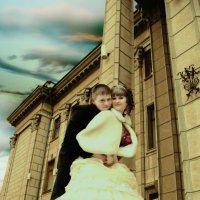 свадьба в марте :: Елена Есипова