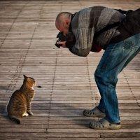Фотограф и модель :: Sergei Narinsky