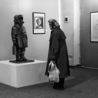 В музее :: Андрей Агафонов
