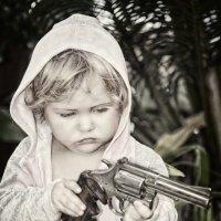 Первое оружие :: Никита Ипатов