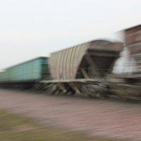 Поезд :: Алексей Федоровский