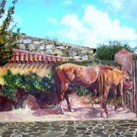 Раскрашенные стены :: Korto Maltez