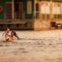 love story на рассвете :: fg-studio ФотоГрафика