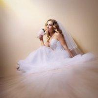 Свадебная фотосессия в студии :: fg-studio ФотоГрафика