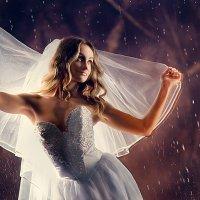 Свадебная фотосессия в аква-студии :: fg-studio ФотоГрафика