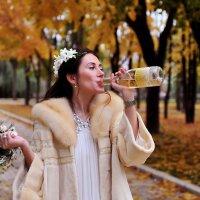 Сбежавшая невеста! :: Серега Богомоленков