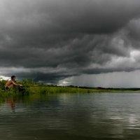 Рыболовно-грозовое :: Андрей Селиванов