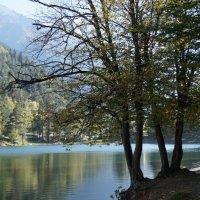 Озеро Каракель в Теберде. :: Жанна Савкина