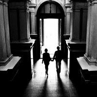 университетская любовь :: Наташа Барова