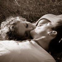 Поцелуй :: Александр Бондарь