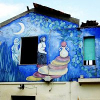 покрашенные стены :: Korto Maltez