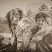 Владомир + Ольга :: Игорь Погорелов