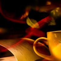 Вечерний чай :: Евгений Никитин