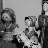 Куколки :: Дарья Клинкова