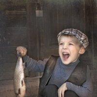 счастье рыбака :: Екатерина Иконникова