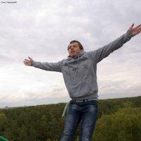 Прыжки с веревкой, ropejumping :: Олег Новиков