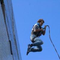 Прыжки с веревкой :: Олег Новиков