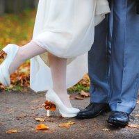 ножки невесты :: Екатерина Васильева