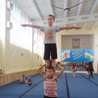 акробатика :: тамара антошкина