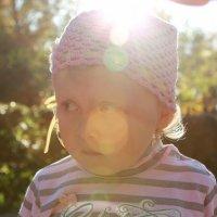 Солнечный лучик :: Elenka Eenka