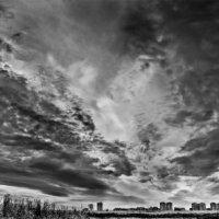 наступление на город :: Мария Масло