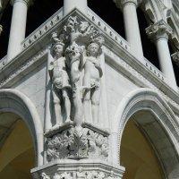 Адам и Ева. Весна в Венеции :: Lina Liber