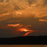 фантастический закат :: Дмитрий Николаев
