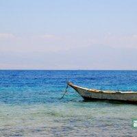 Лодка в Красном море :: Денис Веселов