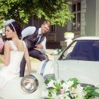 Ретро свадьба :: Леонид Волков