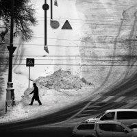 Пешеходность :: Александр Зизенков