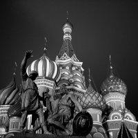 Ночь. Серия - ночная Москва :: Алексей Ярошенко