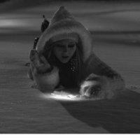 Свет в снегу :: Виталий Орлов