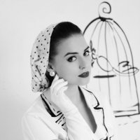 Назад в пятидесятые. :: Вера Фетищева