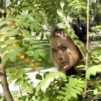 Жгучий взгляд блондинки :: Yurik Syaglov