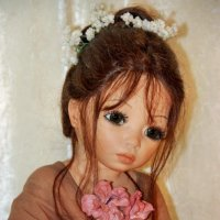 Кукла. Автор Сью Линг Ванг :: Марина Витушкина