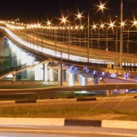 Мост через Оку :: Максим Таран