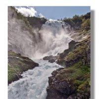 Водопад Кьёсфоссен (Kjosfossen). Норвегия. :: mikhail grunenkov