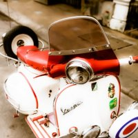 Rome rider :: Eva Langue
