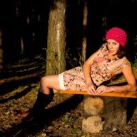 In the forest :: Оксана Рыськова