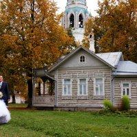Осенняя свадьба :: Саша Тропкин