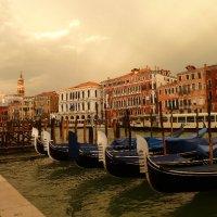 Венеция. Вечер. :: Alla Honig