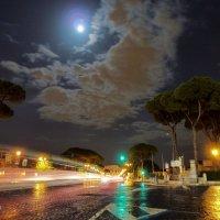 Огни вечернего Рима :: Alla Honig
