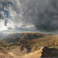 Хоть немного еще постою на краю... :: Игорь Шербаков