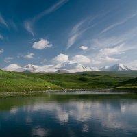 Вид на Таван-Богда-Ула :: Леонид Синев