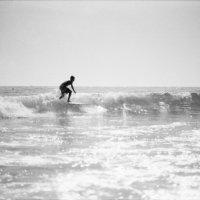 Серфинг в Португалии :: Дмитрий Ланковский